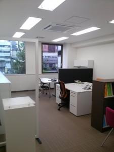 新中島ビル モデルルーム
