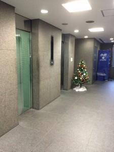 本町コラボビル エレベーター
