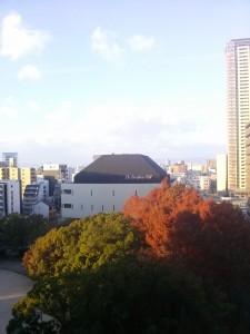KM西梅田ビル 景観