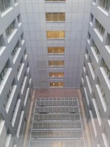 大阪駅前第2ビル ホール上