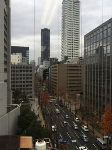 ハウザー堺筋本町駅前ビル 景観