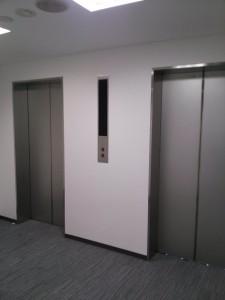 桜橋プラザビル エレベータ