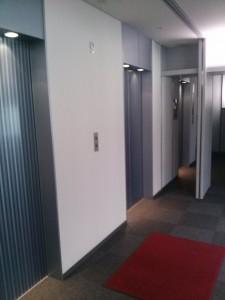 オカザキビル  エレベーター