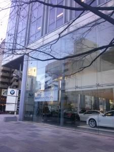 KM西梅田ビル 入口