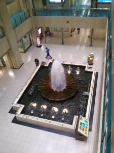 大阪駅前第2ビル ホール下