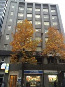 ハウザー堺筋本町駅前ビル 外観