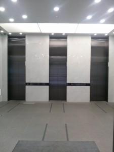堂島プラザビル エレベーター