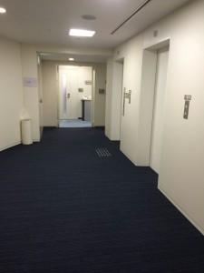 フジタ東洋紡ビル エレベーター