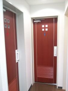 桜橋プラザビル トイレ